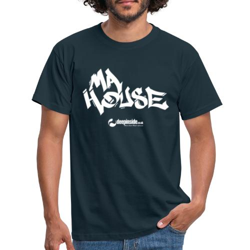 My House * by DEEPINSIDE - Men's T-Shirt