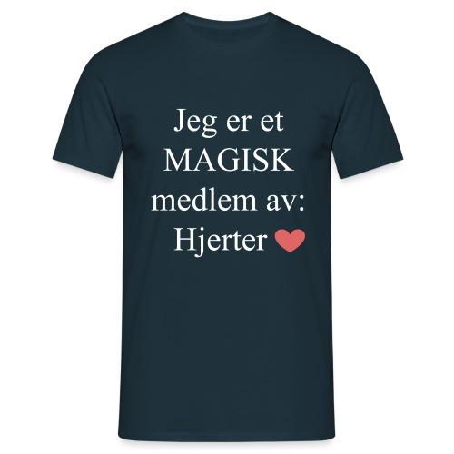 MAGISK Medlem - T-skjorte for menn