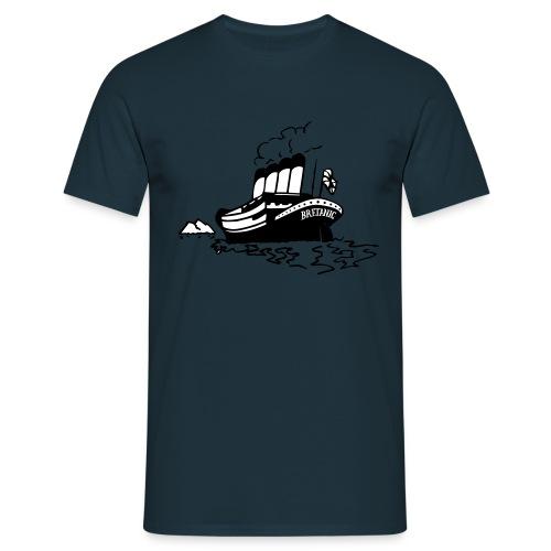 Bretanic - Miesten t-paita
