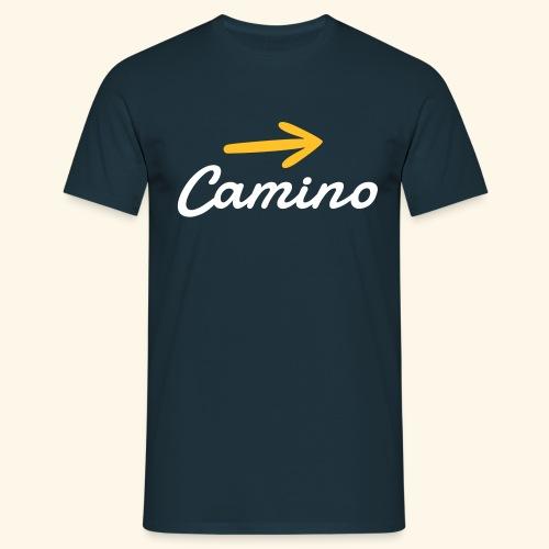 Camino, Follow the way - Camiseta hombre