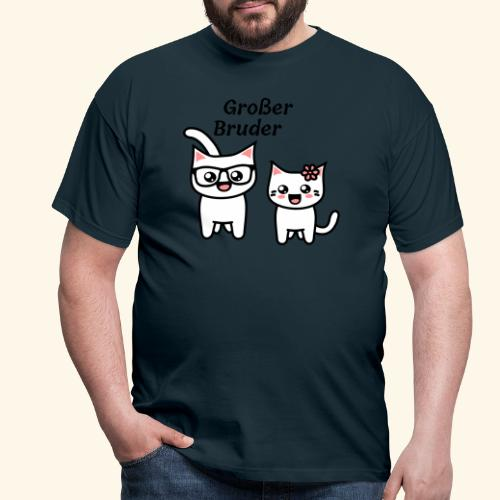 Großer Bruder - Männer T-Shirt