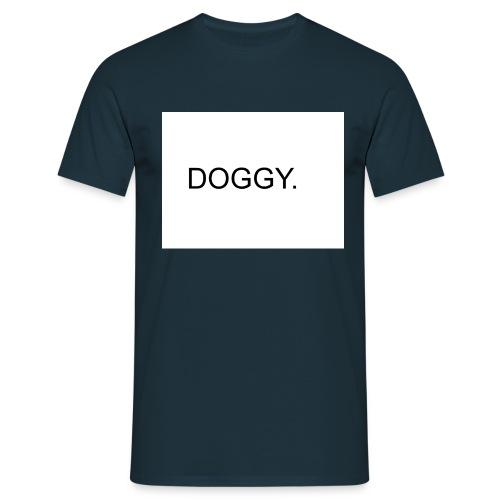 doggy - Männer T-Shirt