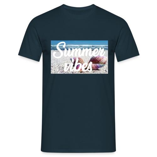 Summervibes - Männer T-Shirt