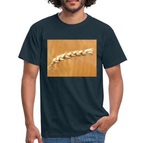 wheat - Männer T-Shirt
