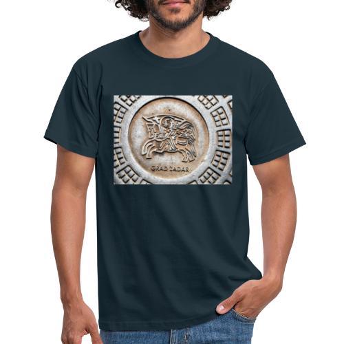Zadar City - Männer T-Shirt