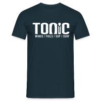 Tonic Logo - Men's T-Shirt - sky