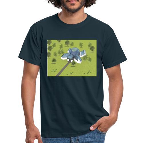 Żółwiarium - Koszulka męska