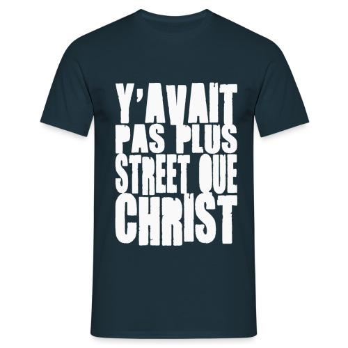 PasPlusStreet - T-shirt Homme