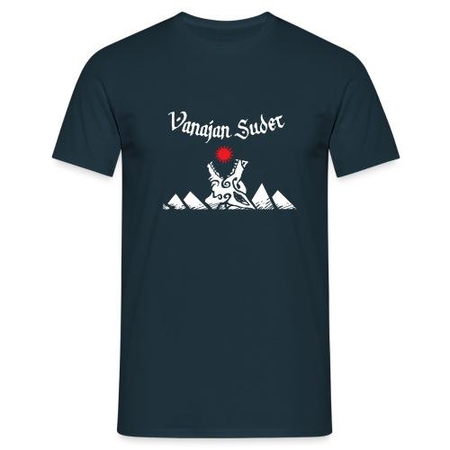 Auringonsyöjä - Miesten t-paita