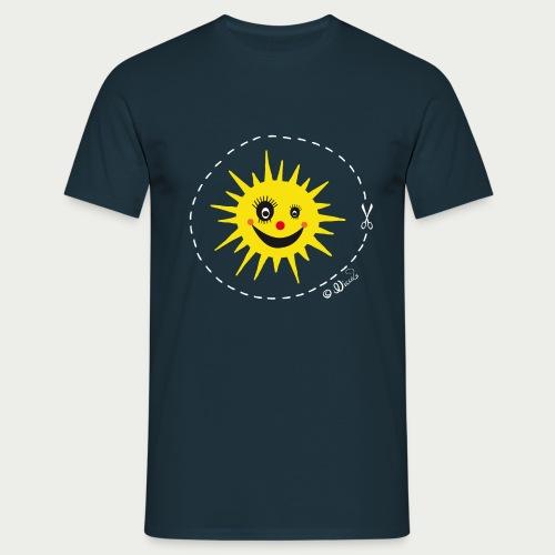 Sunny Sunshine - Männer T-Shirt