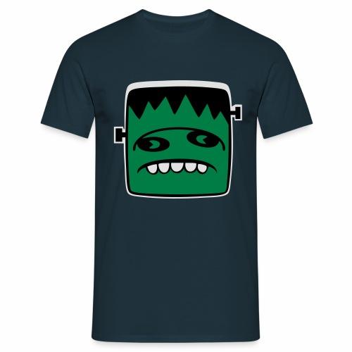 Fonster Weisser Rand ohne Text - Männer T-Shirt