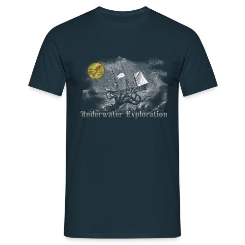 MSDK Kraken - T-shirt herr