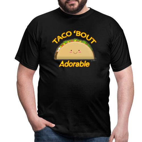 taco - Maglietta da uomo