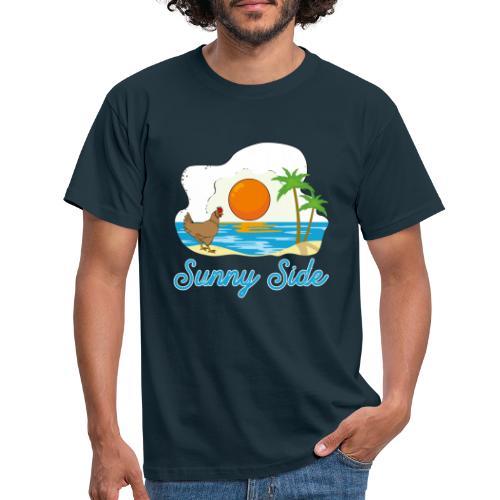 Sunny side - Maglietta da uomo