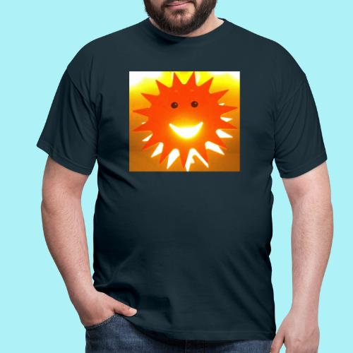 Soleil Souriant - T-shirt Homme
