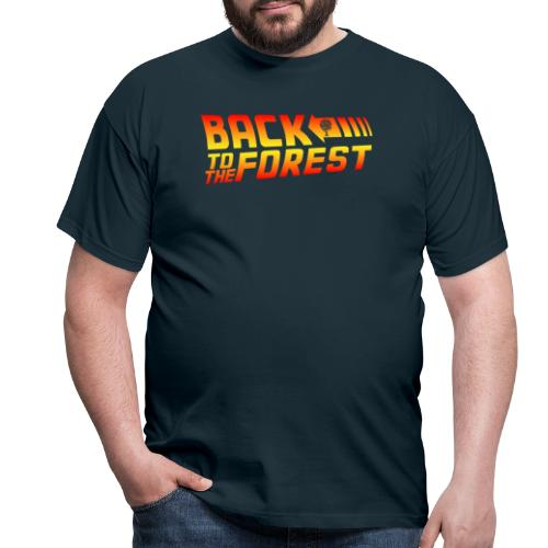 Back To The Forest - Men's T-Shirt