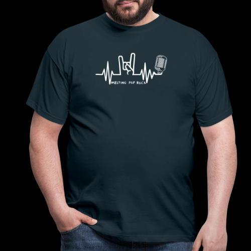 Logo Melting Pop Rock - T-shirt Homme