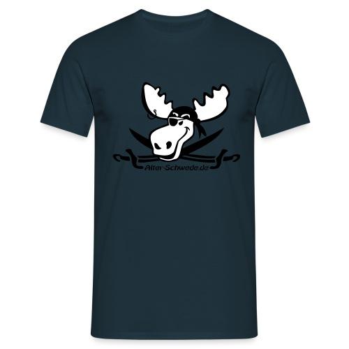 Alter Schwede Pirat - Männer T-Shirt