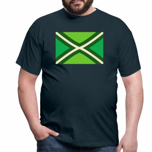 Achterhoekse Vlag - Mannen T-shirt