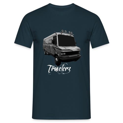 Travelerz 609 - T-shirt Homme