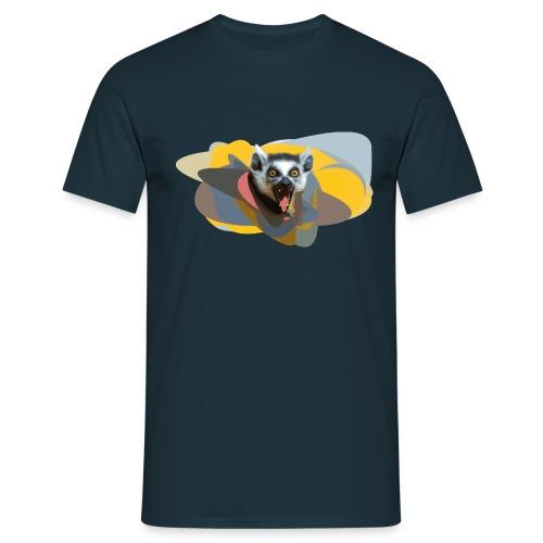 Petit Lémurien de Madagascar - T-shirt Homme