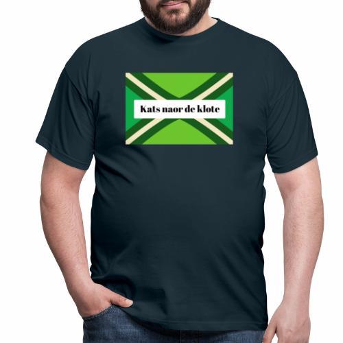 Kats naor de klote - Mannen T-shirt