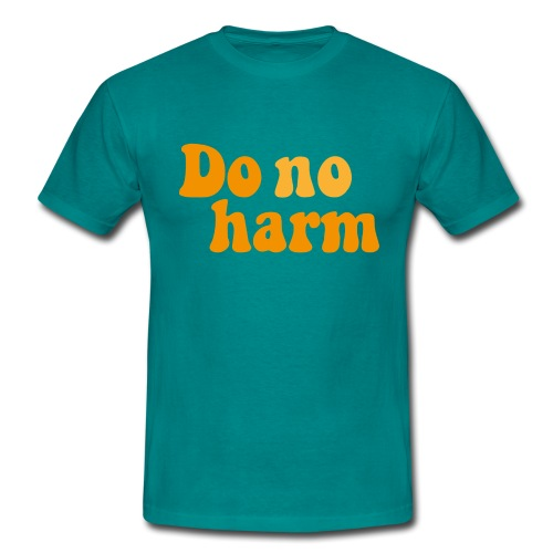 DoNoHarm - T-shirt herr