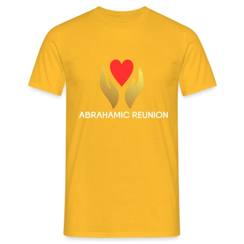 Abrahamic Reunion - Men's T-Shirt