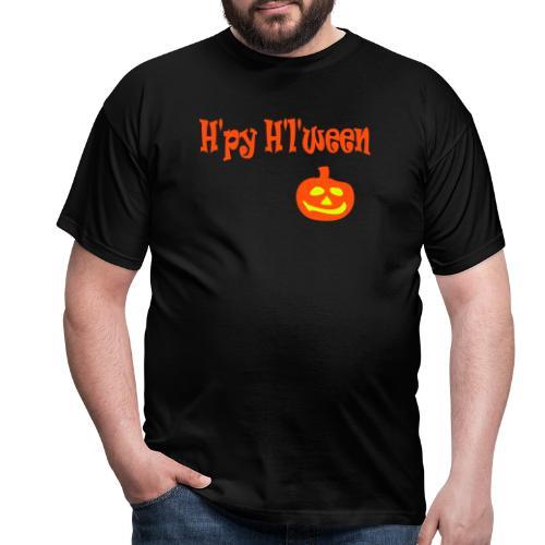 Happy Halloween - Männer T-Shirt