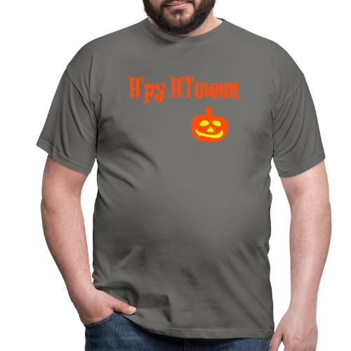 Happy Halloween - Männer T-Shirt