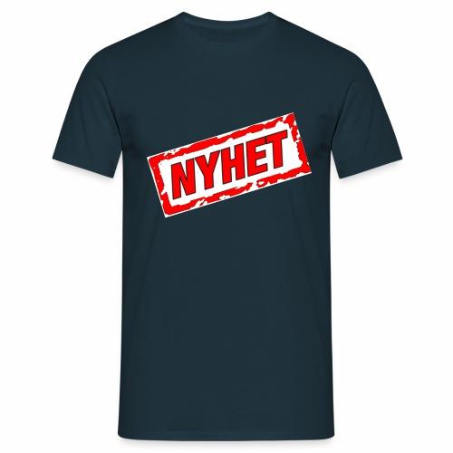 NYHET - T-shirt herr