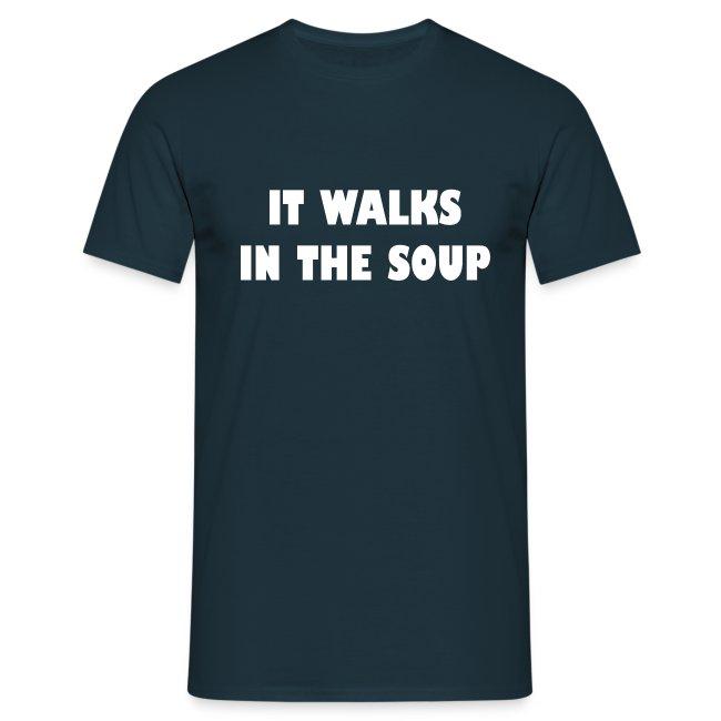 In de soep