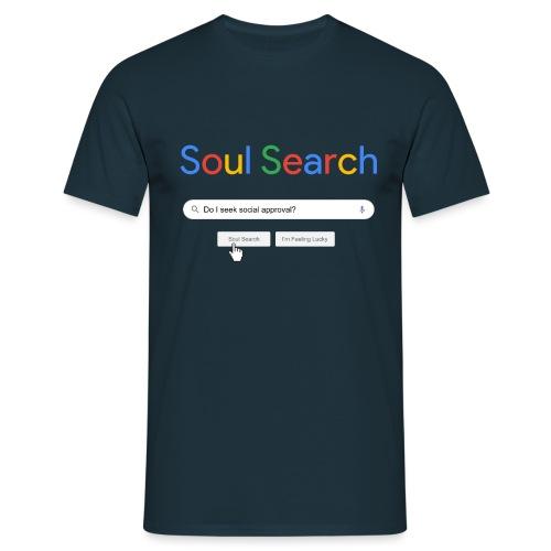 Soul Search Engine - Men's T-Shirt