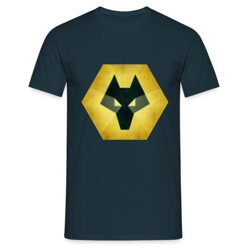 Wolves Logo - Men's T-Shirt