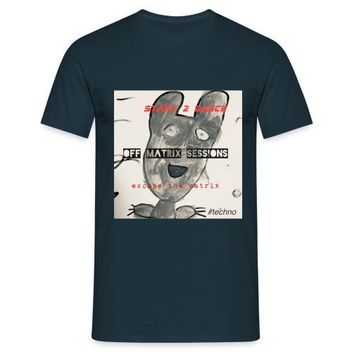 Start 2 Dance - Männer T-Shirt
