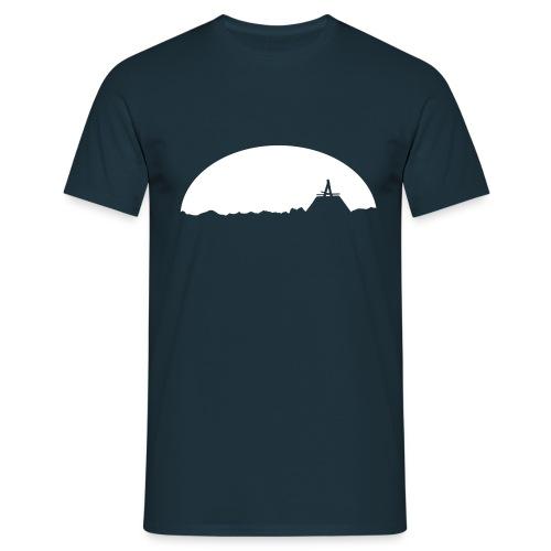 Skyline - Männer T-Shirt