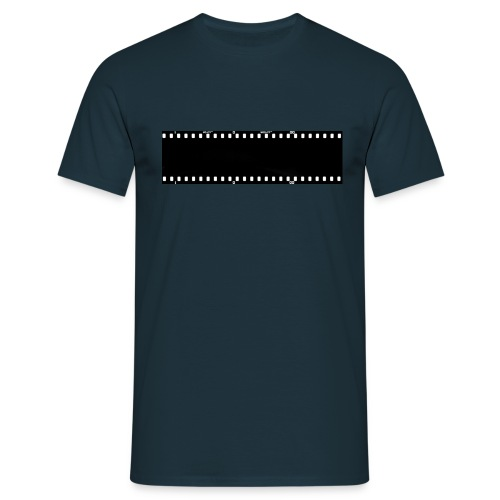 Old school (lady) - Men's T-Shirt