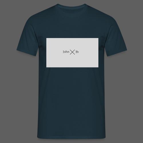 john tv - Men's T-Shirt