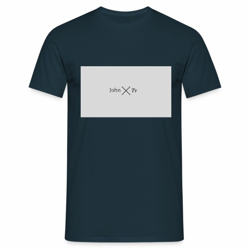 john tv - Men's T-Shirt