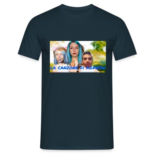LA CANZONE DI KOKESHI - Maglietta da uomo
