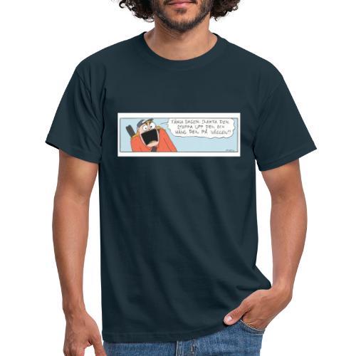 Fånga dagen - T-shirt herr