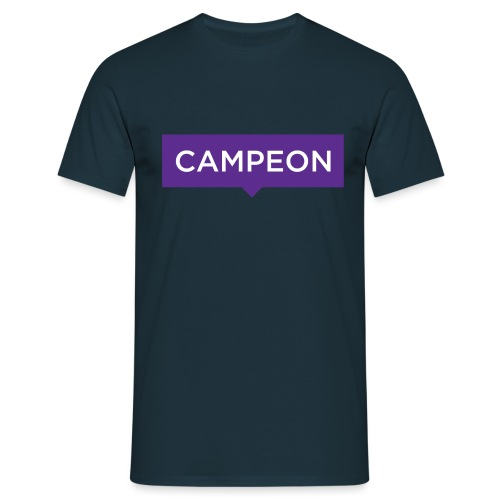 KlassiskCampeon - T-shirt herr