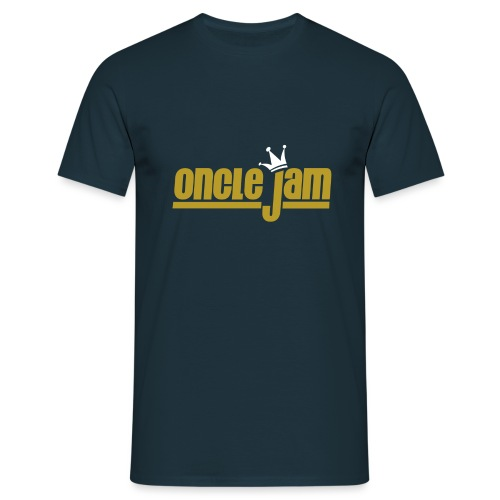 Oncle Jam horizontal or - T-shirt Homme