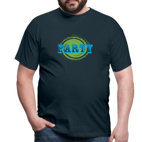 Party - Männer T-Shirt