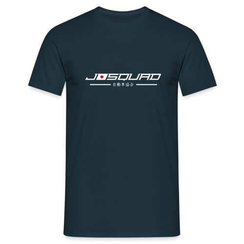 J-Squad Classic - T-shirt Homme