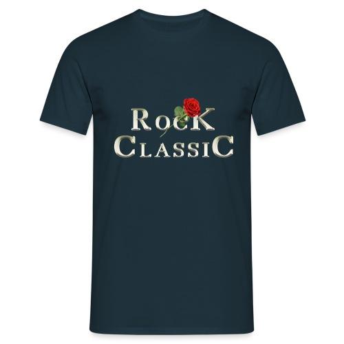 Rock Classic Rose - Männer T-Shirt