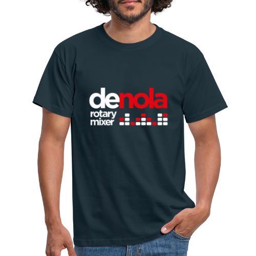 denola Rotary Mixer - Männer T-Shirt