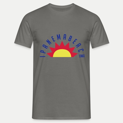 Ipanema Beach - Men's T-Shirt