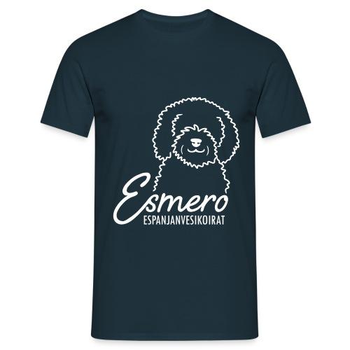 Esmero-kennel tuotteita - Miesten t-paita