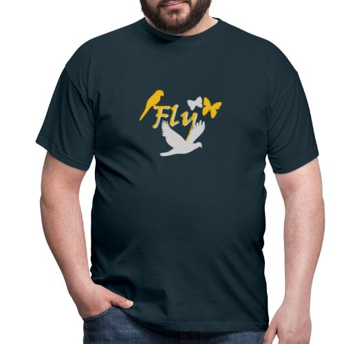 Fly - Männer T-Shirt